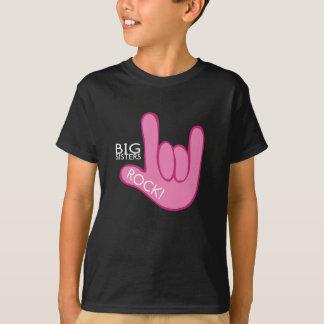 T-shirt Roche de grandes soeurs !