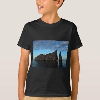 T-shirt Roche de joueur, Galapagos