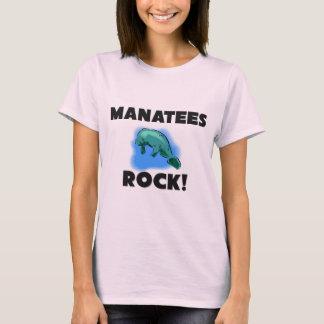 T-shirt Roche de lamantins