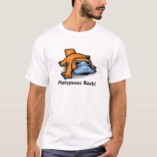T-shirt Roche de Platypuses !