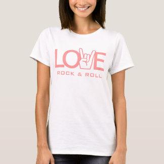 T-shirt Roche et petit pain d'amour