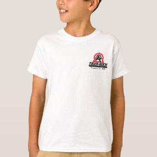 T-shirt Roche Houston le Taekwondo de tigre