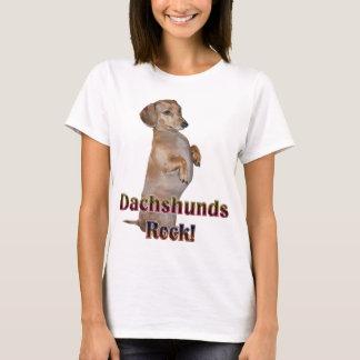 T-shirt Roche Lilly de teckels