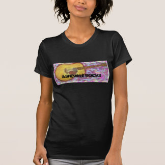 T-shirt Roches d'Asheville
