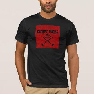 T-shirt Roches de bordage