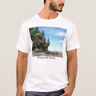 T-shirt Roches de Hopewell