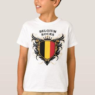 T-shirt Roches de la Belgique