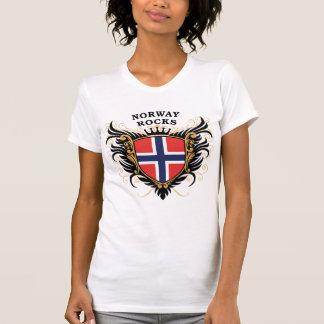 T-shirt Roches de la Norvège