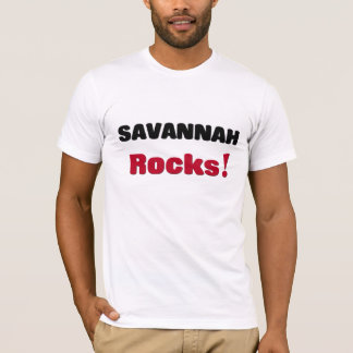 T-shirt Roches de la savane