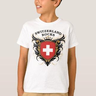 T-shirt Roches de la Suisse