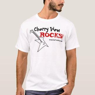 T-shirt Roches de vue de cerise !