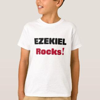 T-shirt Roches d'Ezekiel
