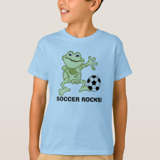 T-SHIRT ROCHES DU FOOTBALL !