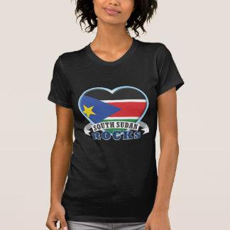 T-shirt Roches du sud du Soudan