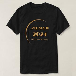 T-shirt Rochester d'éclipse