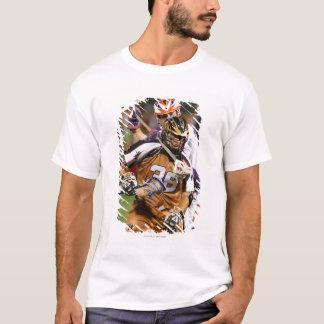 T-shirt ROCHESTER, NY - 10 JUIN :  Matthew Cassalia #36