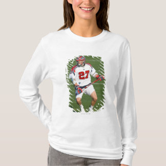 T-shirt ROCHESTER, NY - 18 JUIN :  Kevin Buchanan #27 2