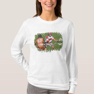 T-shirt ROCHESTER, NY - 18 JUIN :  Paul Rabil #99 2