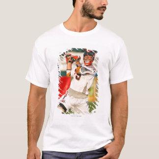 T-shirt ROCHESTER, NY - 23 JUILLET : Nate Watkins #35