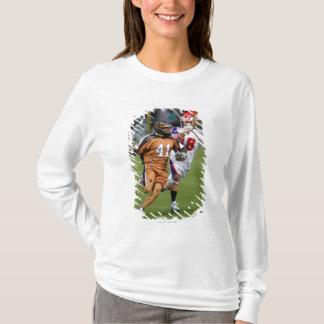 T-shirt ROCHESTER, NY - 24 JUIN : La Jordanie Levine #41 2