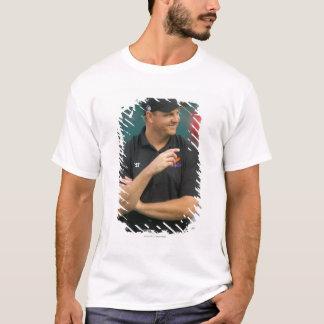 T-shirt ROCHESTER, NY - 24 JUIN :  Regy Thorpe, chef