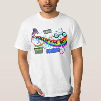 T-shirt Rockin les années 80
