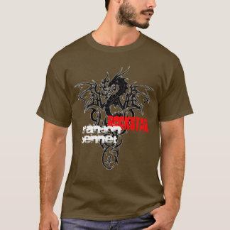 """T-shirt """"Rockstar"""" Brandon Bennet"""
