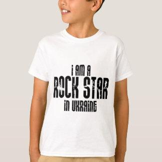 T-shirt Rockstar en Ukraine