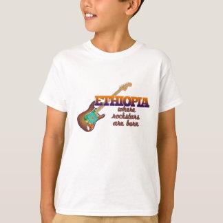 T-shirt Rockstars sont né en Ethiopie