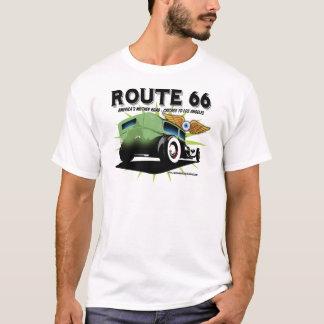T-shirt Rods et reliques de l'itinéraire 66
