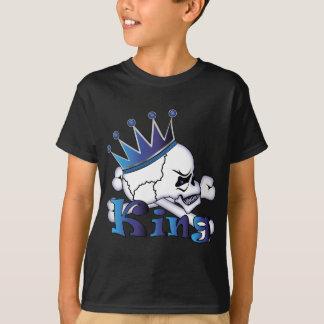 T-shirt Roi de crâne