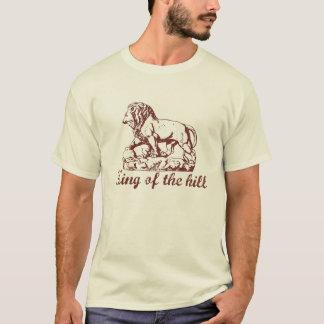 T-shirt Roi de la colline