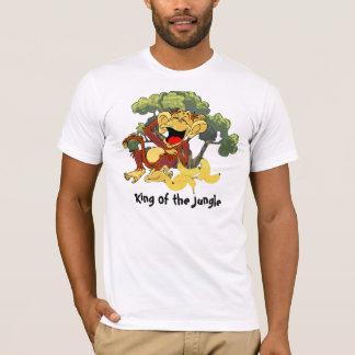 T-shirt Roi de la jungle