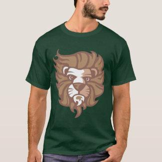 T-shirt roi de lion de la jungle