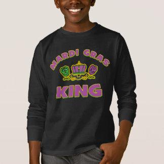 T-shirt Roi de mardi gras