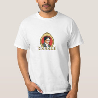 T-shirt Roi de menotte de Houdini