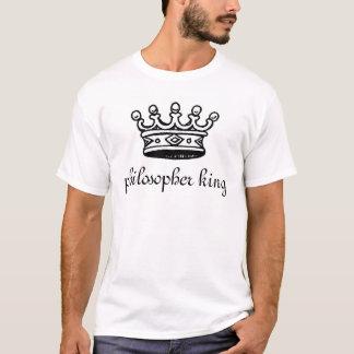 T-shirt roi de philosophe (Platon)
