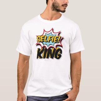 T-shirt Roi de Selfie