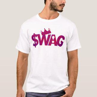 T-shirt Roi de superstar de butin !