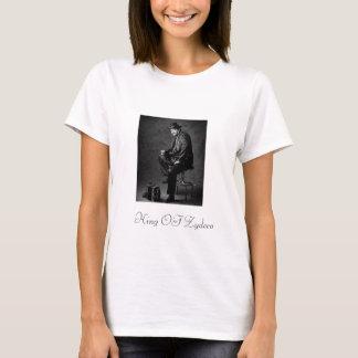 T-shirt Roi de Zydeco