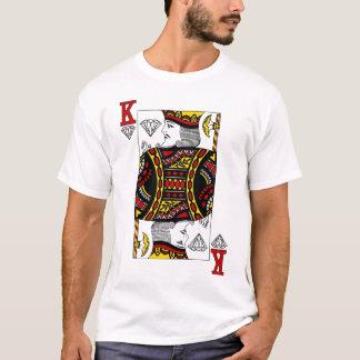T-shirt Roi des diamants