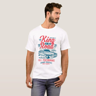 T-SHIRT ROI OF THE ROAD
