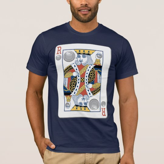 T-shirt Roi pétanque