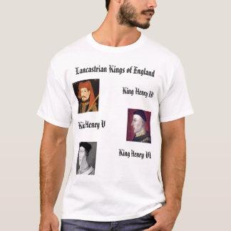 T-shirt Rois d'Angleterre de Lancastrian