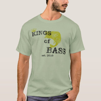 T-shirt Rois de basse