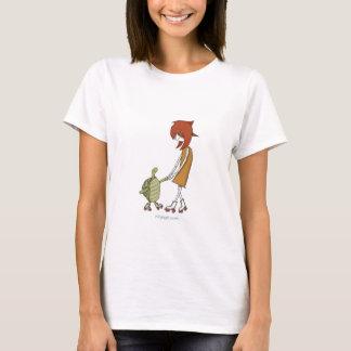 "T-shirt ""rollerskating """
