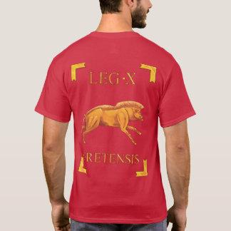 T-shirt romain de 10 Legio X Fretensis Vexillum