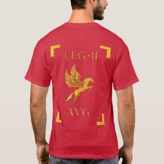 T-shirt romain de 2 Legio II Augusta Vexillum