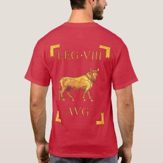 T-shirt romain de 8 Legio VIII OctaviaAugusta