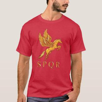 T-shirt romain de graphique de Pegasus